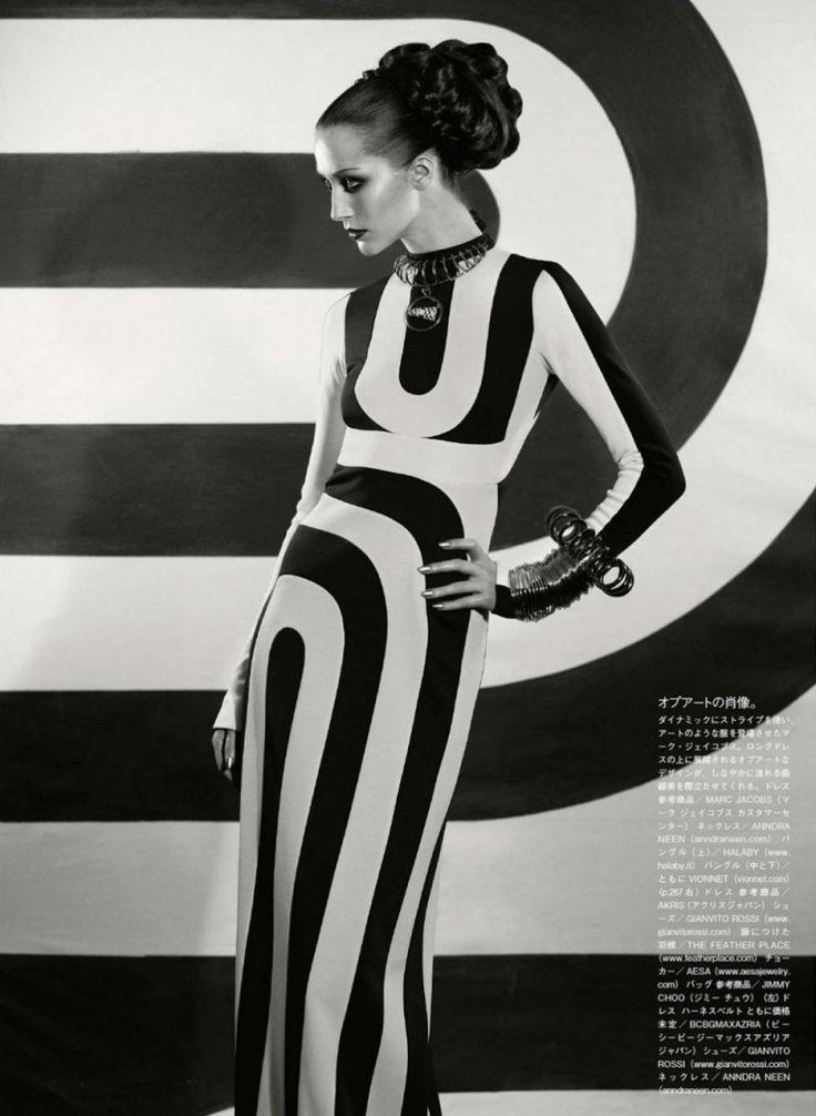 Monochrome #fashion