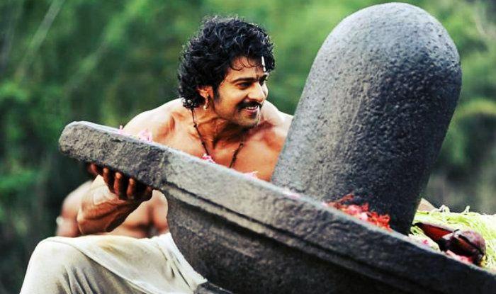 Prabhas did 30 days hard training for once scene in Baahubali