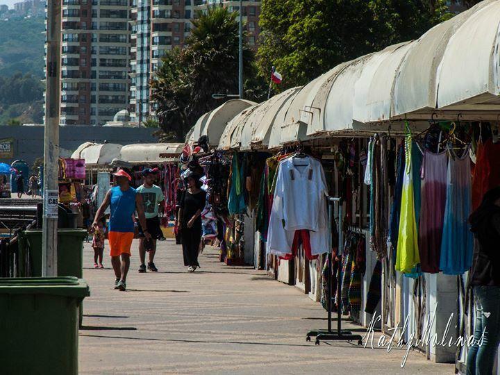 Feria Artesanal, Viña del Mar