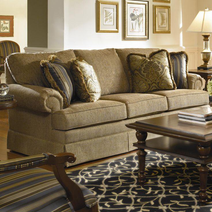 Ashley Furniture Washington Dc: Kincaid Furniture Custom Select Upholstery Custom 3-Seat