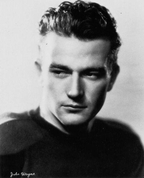 young John Wayne