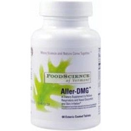 Aller-DMG is a dietary supplement to relieve respiratory and nasal discomfort and skin irritation. Is is recommended for: Itchy eyes, skin, and nose; runny or stuffy nose; red, splotchy skin; discomfort associated with respiratory dysfunction or skin irritation.