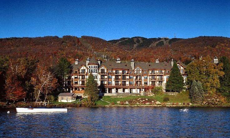 L'hôtel est près à la rivière.