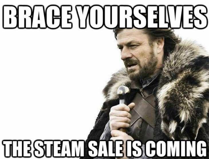 Catat! Ini tanggal Steam Winter Sale yang siap digelar Valve bulan ini!