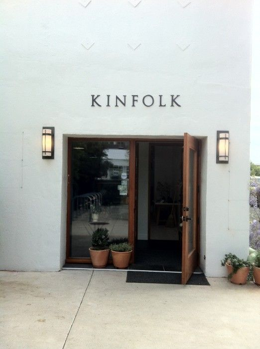 office | kinfolk magazine | lights by Hubburton forge | find at urbanlights.com