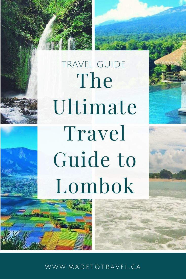 22 Awesome Things To Do In Lombok Indonesia Lombok Travel