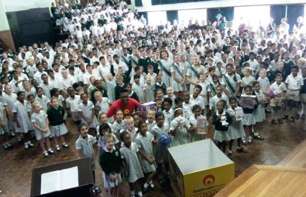 KZN Schools Give Joy