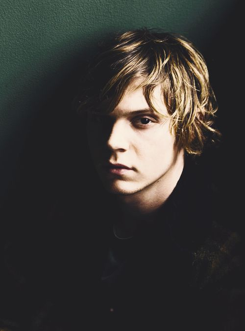 american horror stories murder house cast | American Horror Story: Murder House promo shoot - Tate Langdon