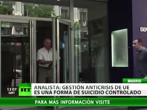 Desempleo (Paro) en Espana