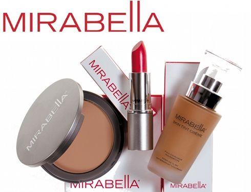 mirabella makeup!