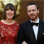 Michael Fassbender takes mom to the 2014 Oscars|Lainey Gossip Entertainment Update