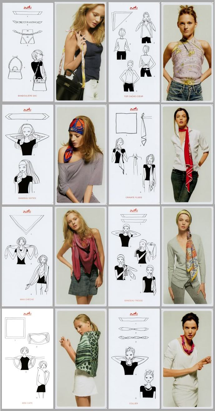 :: mommy chic :: design. style. kids. life.: Search results for what knot to wear: Mommy Chic, Ties Scarves, Ideas, Fashion, Clothing, Style Inspiration, Scarfs Ties, Wear A Scarfs, Knot