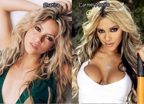 18 Celebrities And Their Porn Star Doppelganger