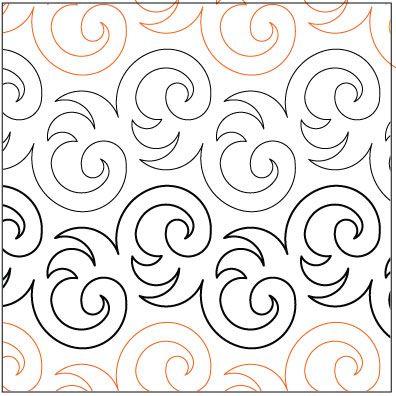 104 best Quilting -- pantographs images on Pinterest | Quilt ... : free quilting pantographs - Adamdwight.com