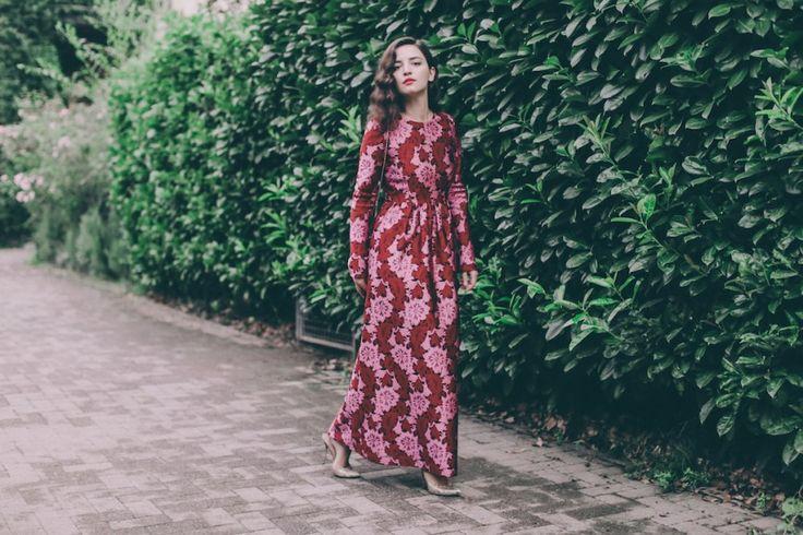 omega her time anja tufina fashion blogger