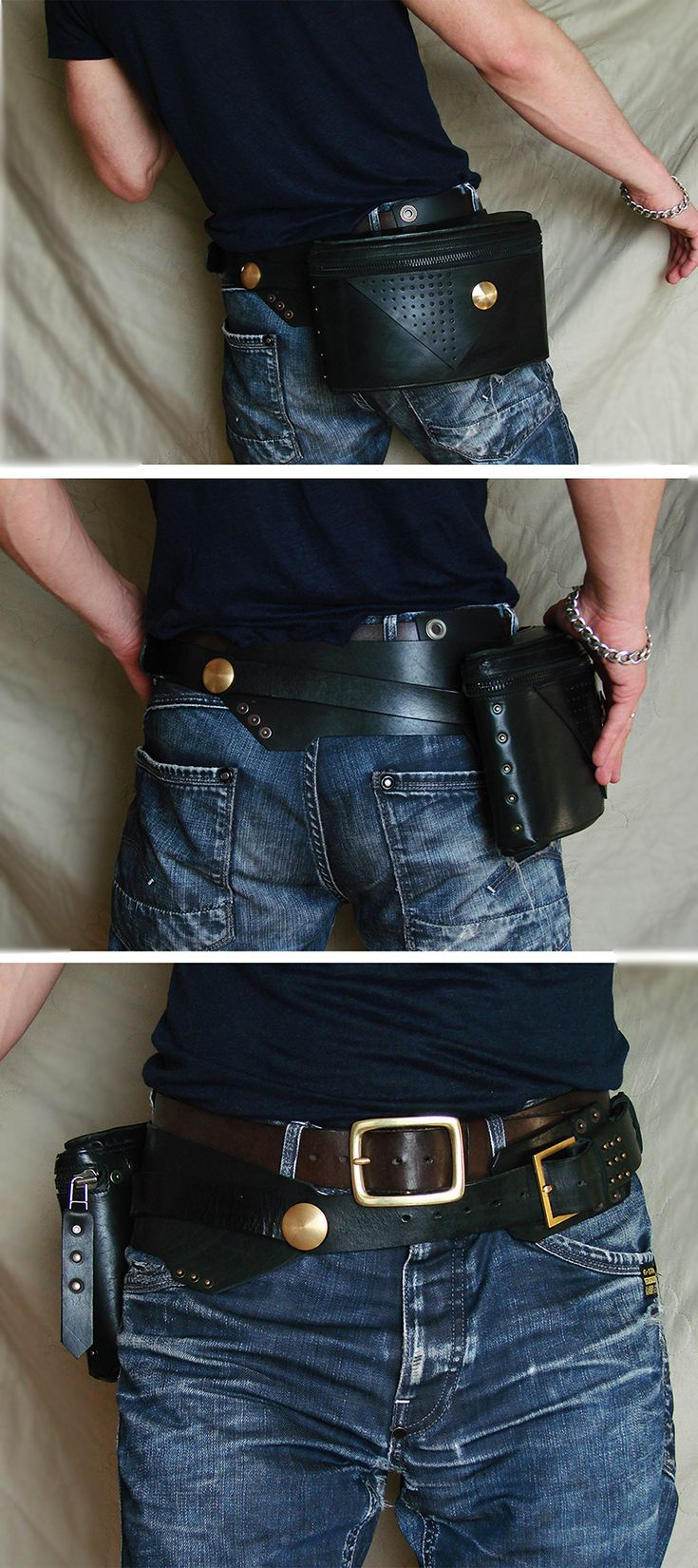 Waist bag,  Mad Max,  military  man  holster,  moto,  tactical  battle men,  gift, pocket belt,  hip bag, caferacer sportster biker, steampunk, leathercraft, tactical gear, EDC motorcycle fashion style, Post apocalyptic Goa, burning man  festivalleathercraft tacticalgear, EDC motorcycle fashion style, Post apocalyptic Goa, burning man  festival
