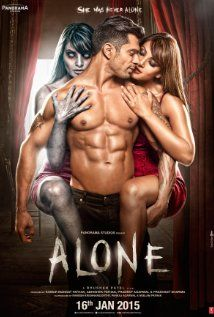 Alone (2015) (Dvd Scr) - New Bollywood Mobile Movies