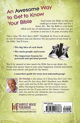 The Bare Bones Bible® Handbook for Teens: Getting to Know Every Book in the Bible (The Bare Bones Bi