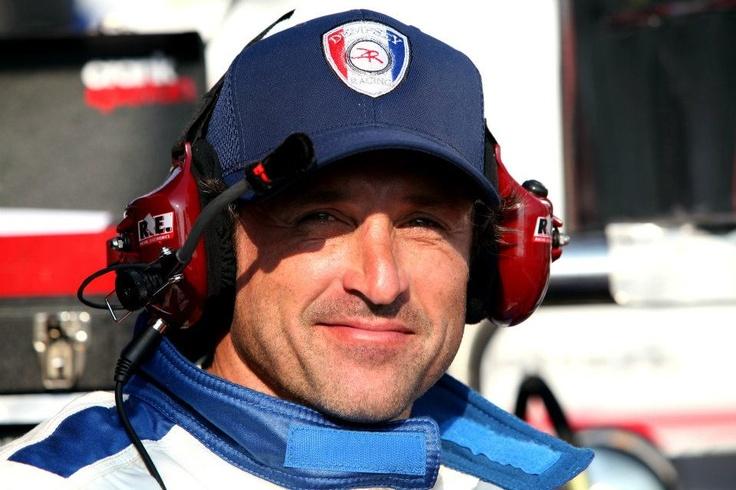 Patrick Dempsey Racing and Racing Electronics