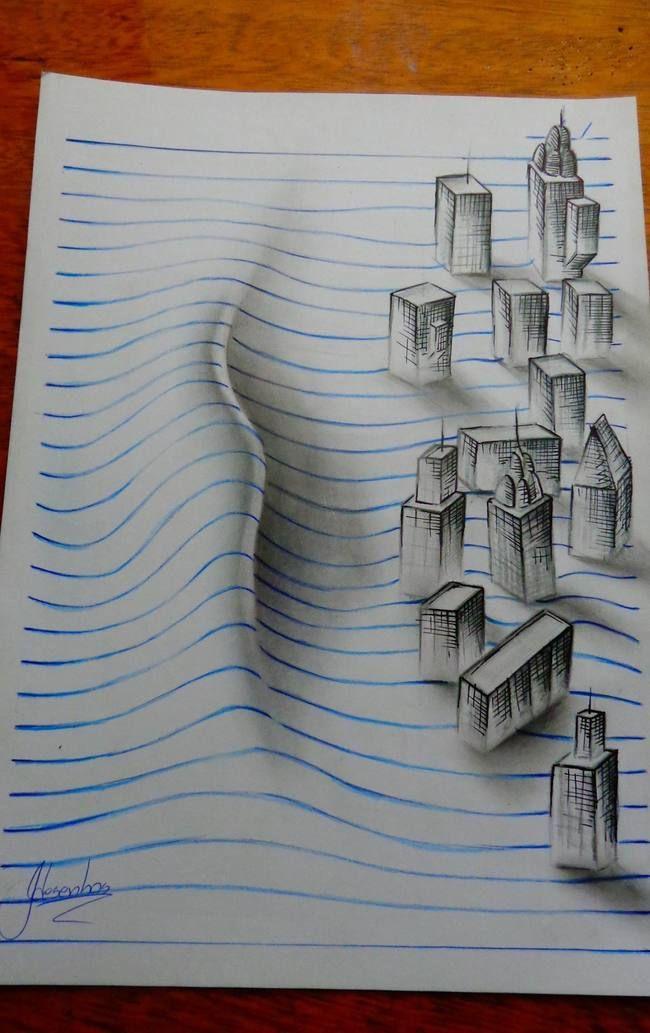 keren-teknik-menggambar-sketsa-3d-gambar-seperti-keluar-dari-kertas-11