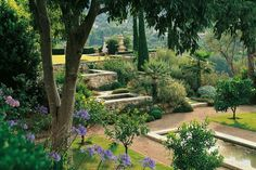 5 of the Most Beautiful Gardens in the Mediterranean Photos | Architectural Digest