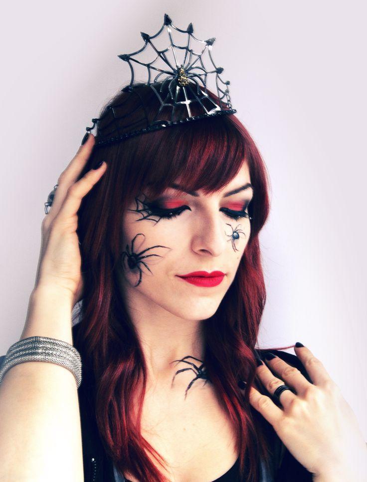 Queen of the spiders Spiders Queen Spiders makeup