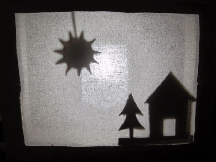 Shadow Puppets! | Less Commonly Taught
