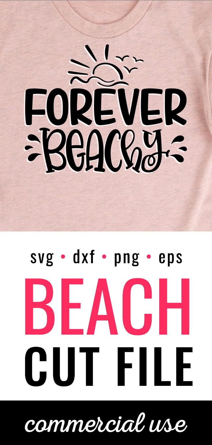 33+ Beach Please – Svg, Png, Pdf Files – Hand Drawn Lettered Cut File – Graphic Overlay Design
