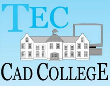 TEC, Twente Engineering Consultancy is opgericht aan de Technische Universiteit Twente. TEC / CAD College BV, inmiddels gehuisvest in Nijmegen, verzorgt sinds 1984 kennisoverdracht op het gebied van CAD. In de vorm van CAD-opleidingen, -leerboeken en -educatieve software staan de producten al jaren bekend als vernieuwend en kwalitatief hoogstaand.