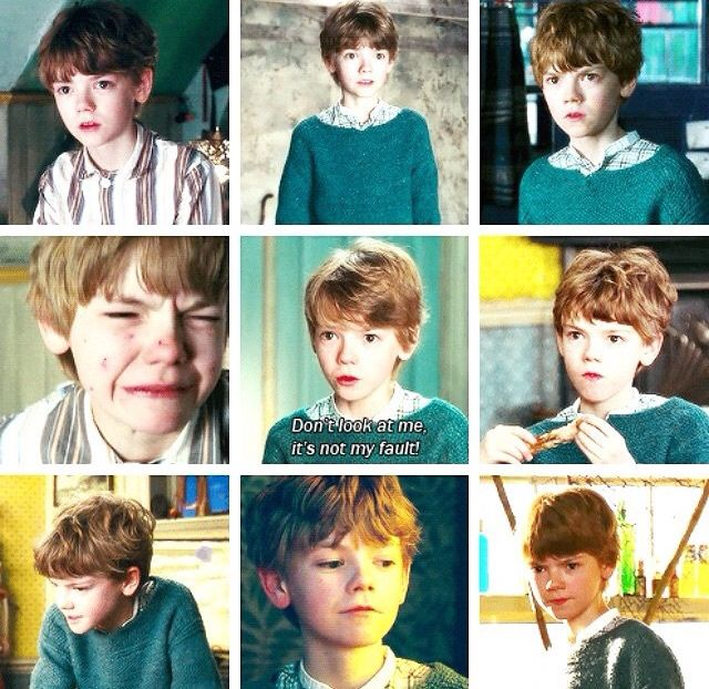 Owww young Thomas in Nanny McPhee. So so so cute ☺️