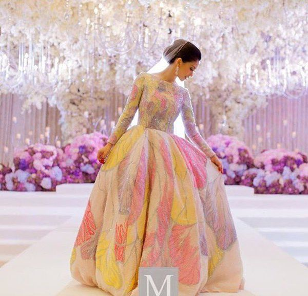 Wedding Dress / Malay Wedding / Baju pengantin / Wedding gown / Anzalna Nasir…