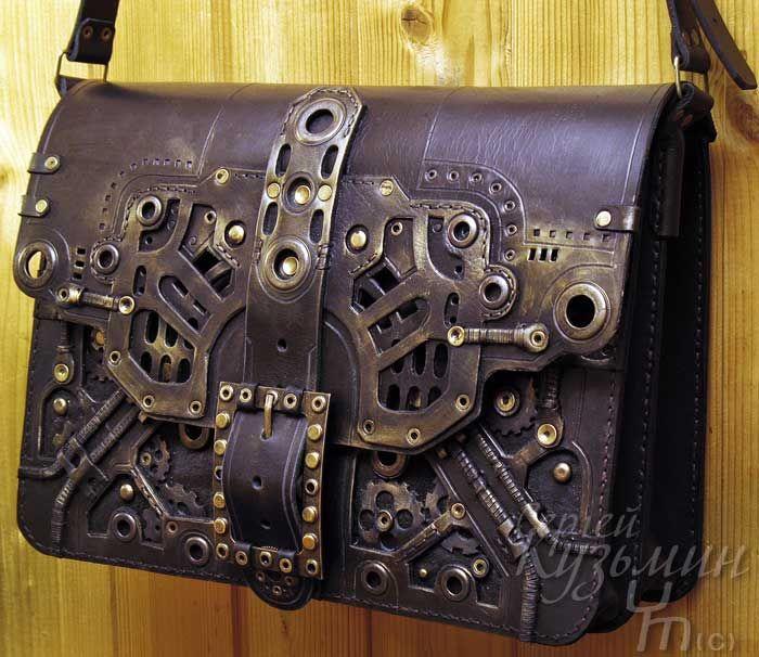 Несколько стим- сумок, сделанных в последнее время: kooc