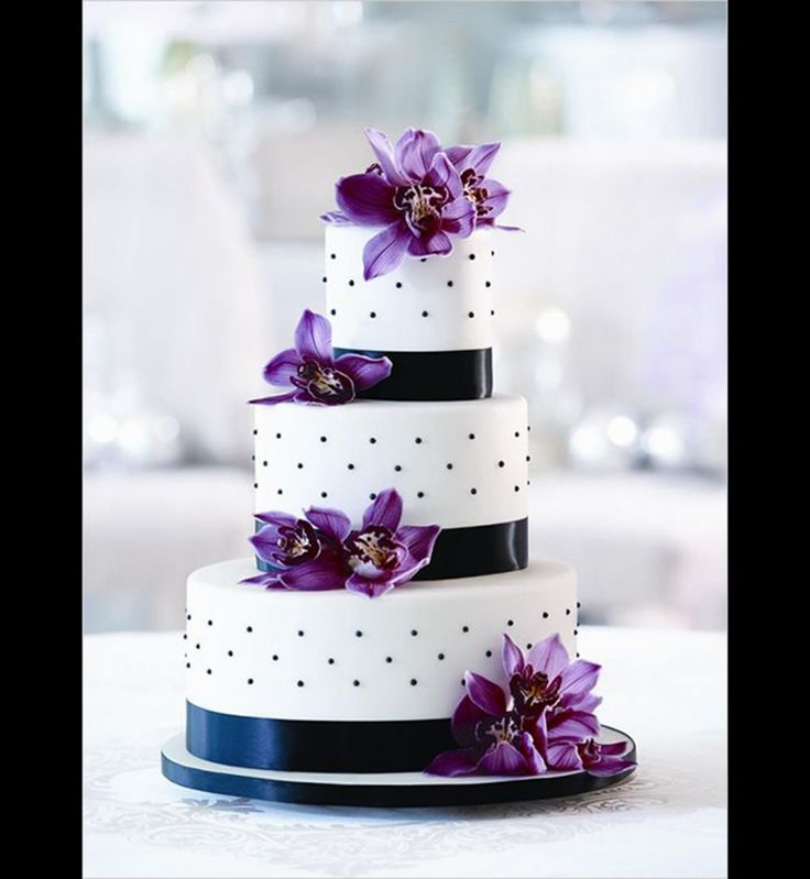Les 25 meilleures idées de la catégorie Gâteaux de mariage