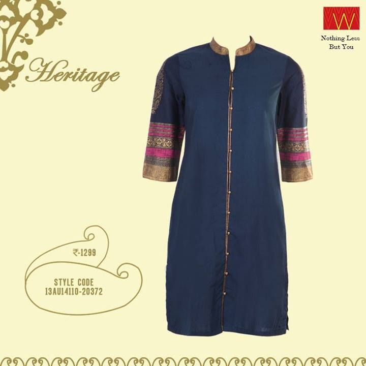 Putting your best foot forward won't be so hard with this #delightful piece.  Check our updated #website :http://shopforw.com/categoryProducts.php?catID=151&maincatName=In%20Stores&smallCat=Kurta