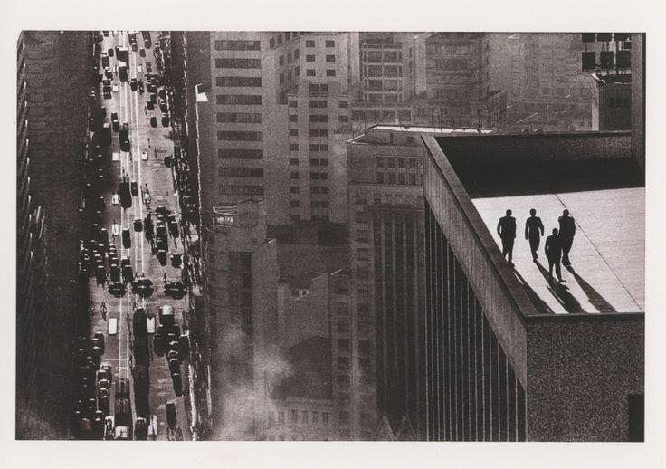 Sao Paulo, Brazil, 1960. Photograph by Rene Burri