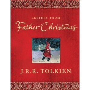 Every year JRR Tolkien penned letters to his children from Father Christmas.  The letters are filled with stories and drawings of Father Christmas' adventures or misadventures at the north pole.