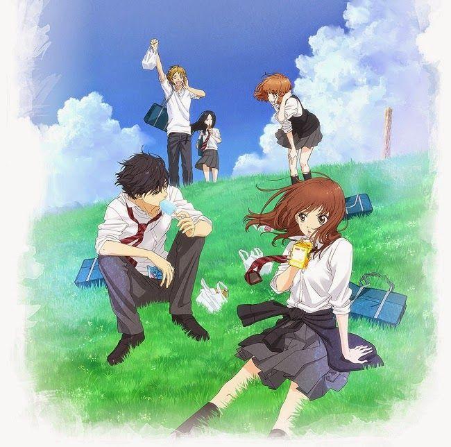 Nuevo Manga de Io Sakisaka (Ao Haru Ride, Strobe Edge) el 13 de Junio.