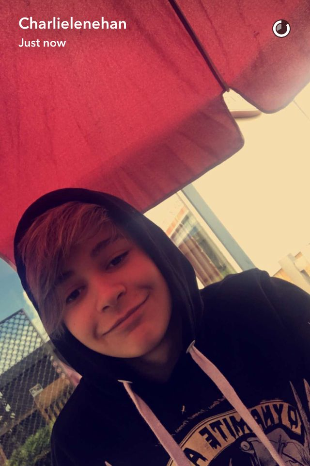 Leondre devries Leo bars and melody black hoodie Charlie lenehan