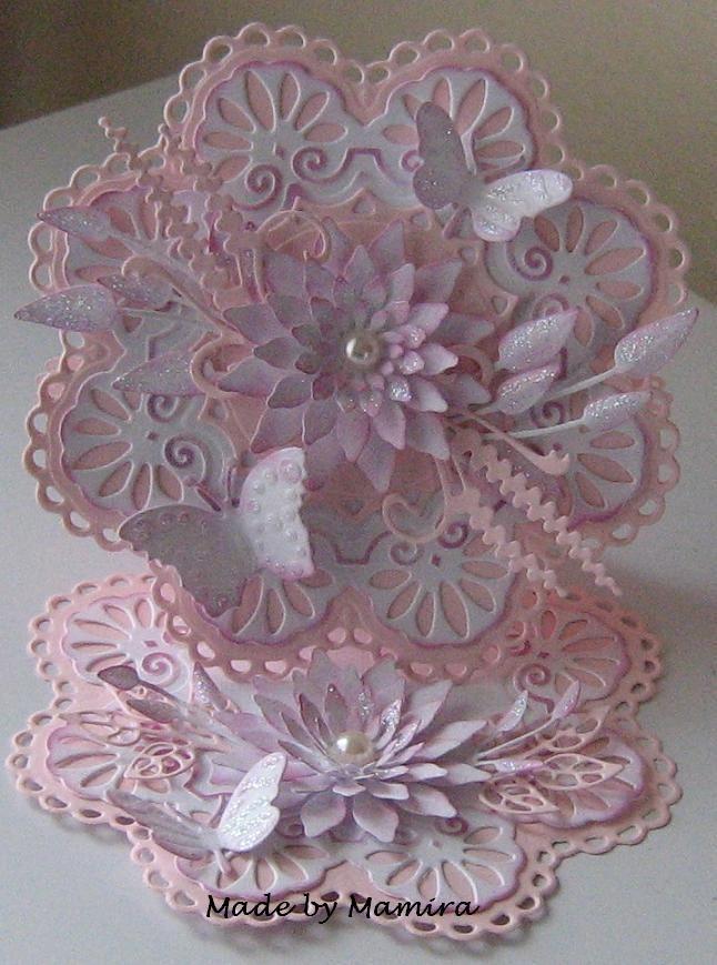 Pink Marianne Design die