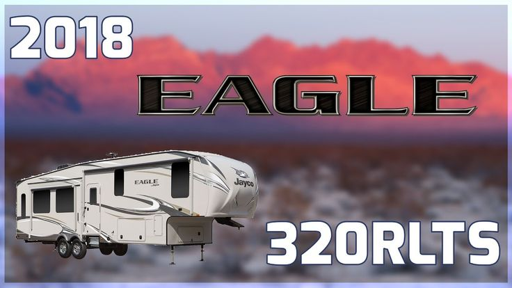2018 Jayco Eagle 320RLTS Travel Trailer RV For Sale All Seasons RV Supercenter Buy this 2018 Eagle 320RLTS now at http://ift.tt/2u8k8mE or call All Seasons RV today at 231-760-8772!  This large travel trailer features a high-gloss exterior gel coat upgrade and an LED exterior lighting package. The high-gloss fiberglass front cap has LED lighting and its complimented with Goodyear tires with aluminum rims.   The electric slide outs feature double-sided radiant barrier insulation. This unit…