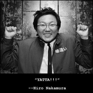 Hiro Nakamura - Masi Oka - HEROES MSN is trying to bring it back , u saw it here first  :P