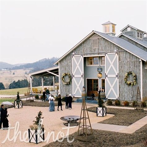 1000 Images About Barn Wedding On Pinterest