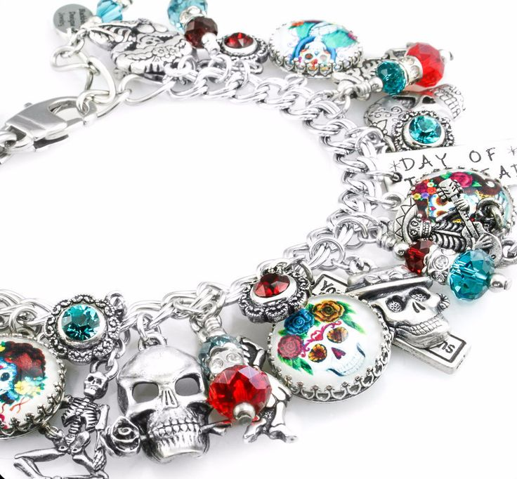 Charm Bracelet - The immortal Frida B by VIDA VIDA VdBCAvS