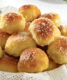 Na Cozinha da Margô: Pão Bolinha de Leite Condensado