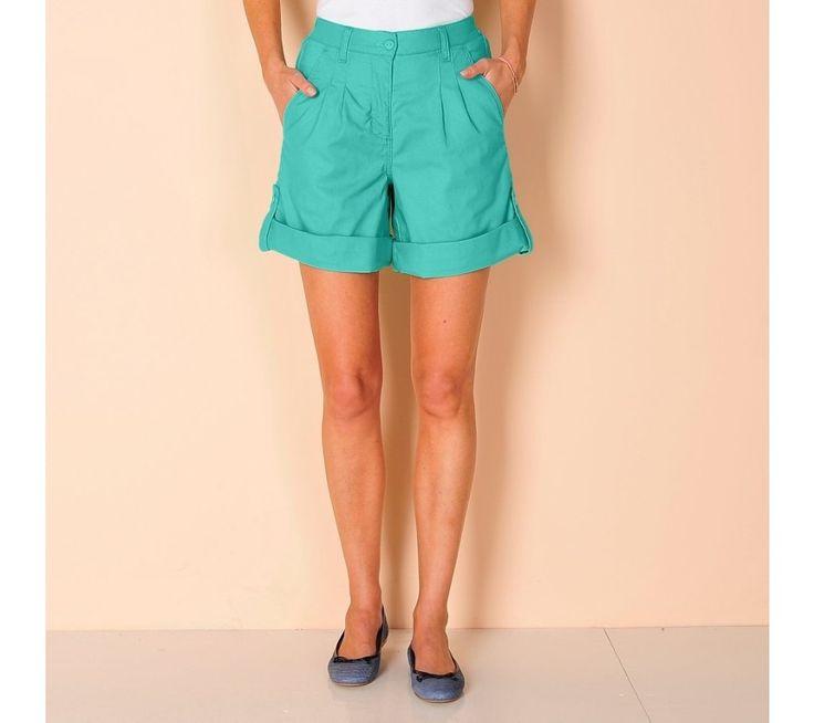 Ohrnovací šortky - bermudy | vyprodej-slevy.cz #vyprodejslevy #vyprodejslecycz #vyprodejslevy_cz #style #fashion #kratasy #sortky