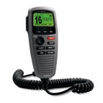 The GHS 10 allows full function of your VHF 200 or VHF 300/300 AIS radio from a remote location. No complex components, just a simple design that includes soft keys and a 2 in diagonal dot matrix display.