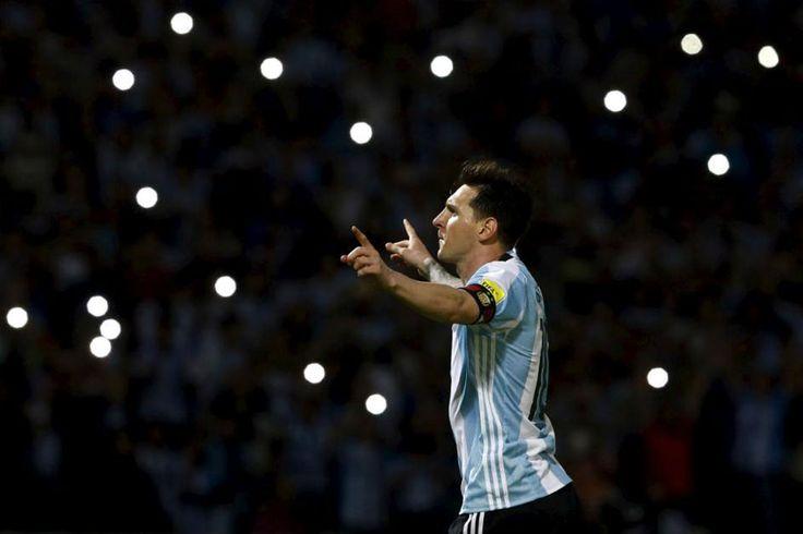 Los puntajes de Argentina-Bolivia: Messi fue la figura, Mercado volvió a festejar y todos aprobaron - Lionel Messi - canchallena.com