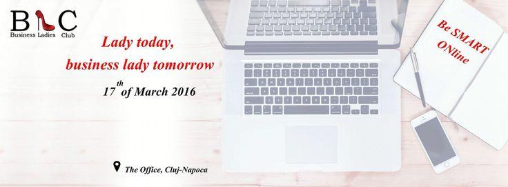 E oficial, 17 Martie e notată în calendar ca fiind cea de-a patra ediție Lady today, business lady tomorrow.   Mai multe detalii zilele următoare, până atunci... Be SMART ONline!