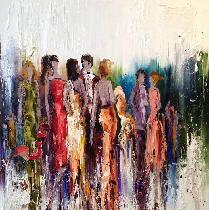 Inspirational Kimberly Kiel painting