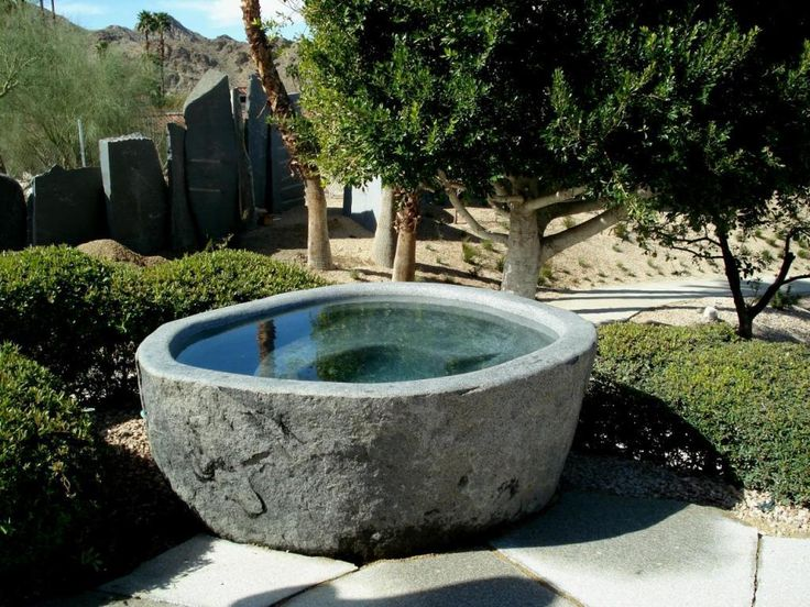 72 best images about super soaker on pinterest hot tub for Hot tub landscape design